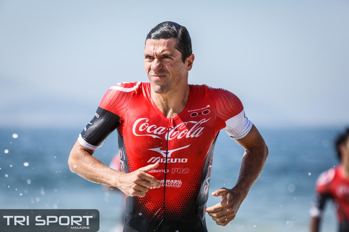 Fabio Carvalho, 3º colocado no Ironman Copenhagen.