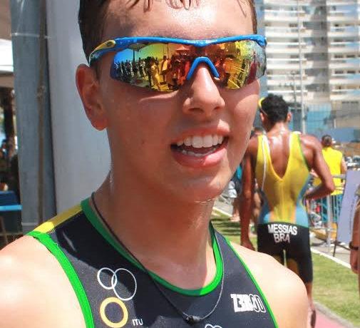 Kauê Willy participará da Copa Europeia de Triathlon Sprint ETU de Malmö - Foto: Pauta Livre
