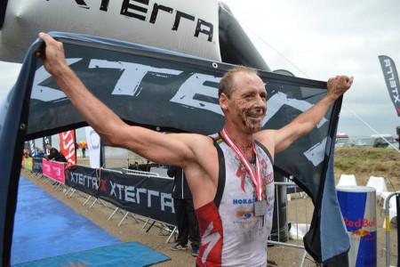 Conrad Stoltz, lenda do triathlon off-road, vai se aposentar - foto: XTERRA Planet