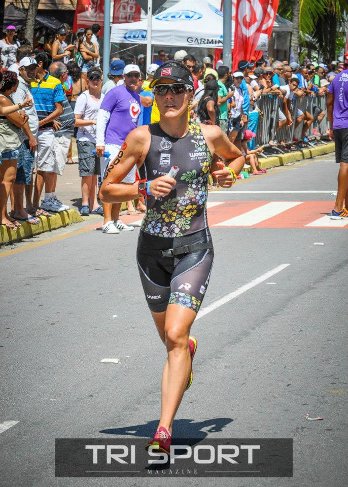 Carol Furriela venceu o Challenge Maceió na etapa de corrida - Emerson Lima