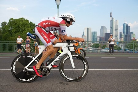 Jan Frodeno, campeão mundial de Ironman 70.3