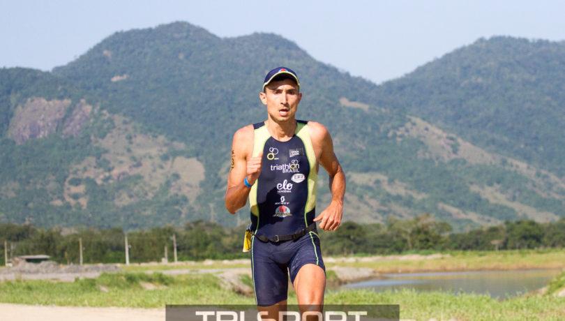 Rodrigo Altafini, 23º colocado no Mundial XTERRA. Foto: Ricardo Andrade