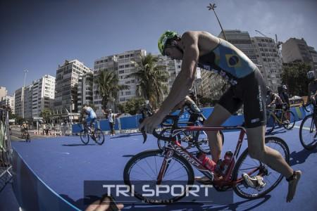 Diogo Sclebin ministra clínica de triathlon hoje e amanhã em Juiz de Fora