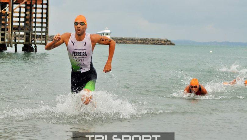 Chicão Ferreira é um dos destaques no start list do Ironman 70.3 Rio de Janeiro. Foto: Sandra Midlej