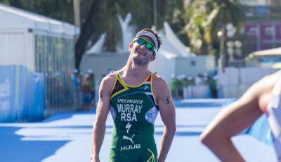 Richard Murray, vencedor da WTS Edmonton - Foto: Ricardo Andrade