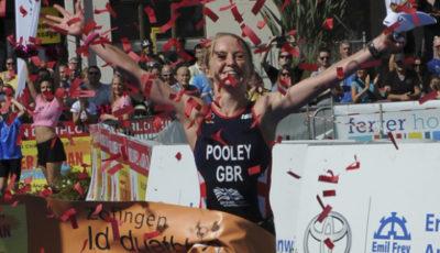 Emma Pooley, campeã Mundial de Duathlon de Longa Distância