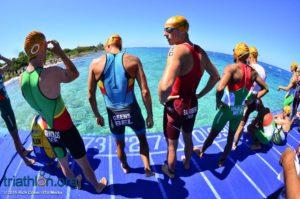 Cozumel World Cup ITU Triathlon    Men's Elite   October 4, 2015  ©2015 Rich Cruse  ITU