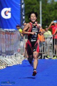 Cozumel World Cup ITU Triathlon    Women's Elite   October 4, 2015  ©2015 Rich Cruse  ITU