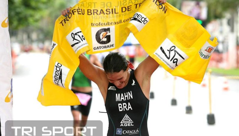 Bruna Mahn, campeã da 5ª etapa do TBT. Foto: Guilherme Dionízio