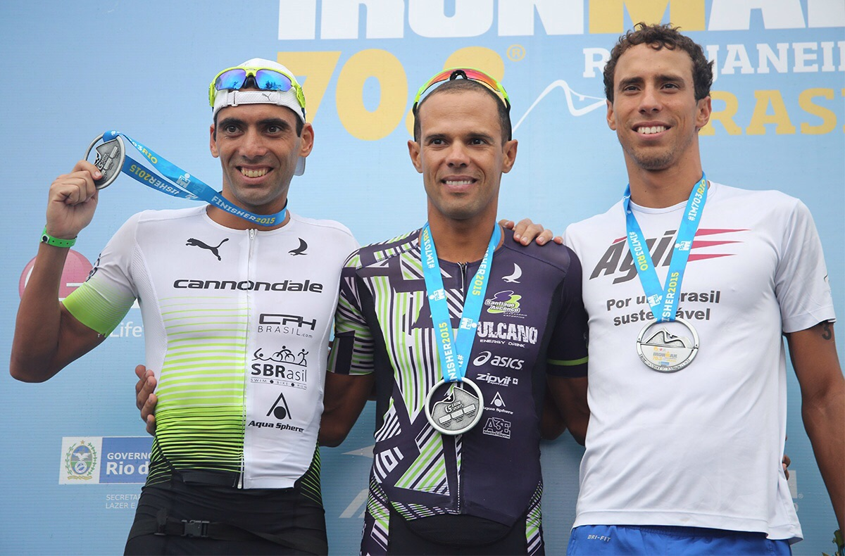 Top 3 masculino. Foto: Fernanda Paradizo