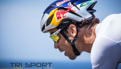 Igor Amorelli, 4º colocado no Ironman 70.3 Itália