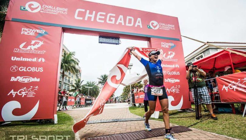 Bia Neres vai participar novamente do Challenge Florianópolis. Foto: Rômulo Cruz