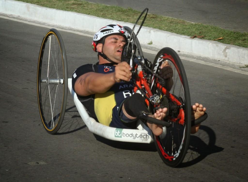 Fernando Aranha, campeão da categoria PT1 masculina. Foto: Pauta Livre
