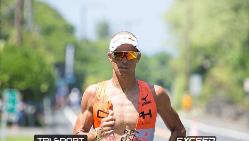 Igor Amorelli, 5º colocado no Ironman 70.3 Austin