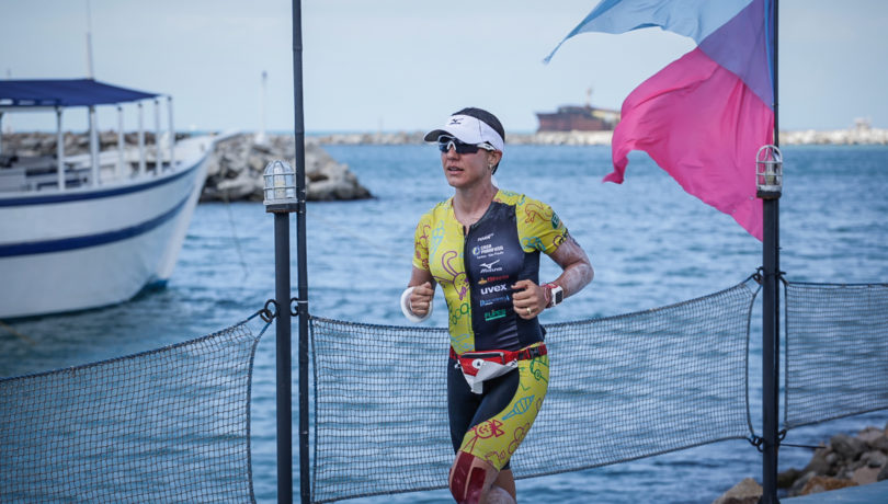 Rosecler Costa, campeã do Ironman Fortaleza 2015