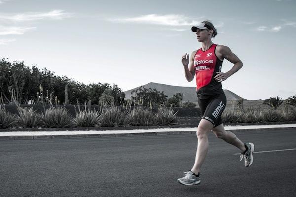Corinne Abraham, campeã do Ironman Cozumel