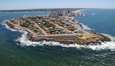 Punta del Este. Foto: ironman.com
