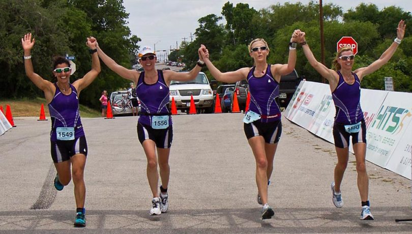 HITS Marble Falls Triathlon