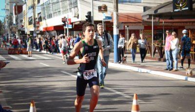 Natan Santos, jovem atleta com foco em Tóquio 2020. Foto: GP Sports divulgação