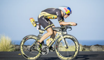 Sebastian Kienle, favorito para o Ironman Frankfurt
