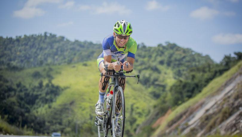 Ivan Albano, o bicampeão do UB515. Foto: @rodtri
