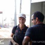 A lenda do Ironman Natasha Badmann