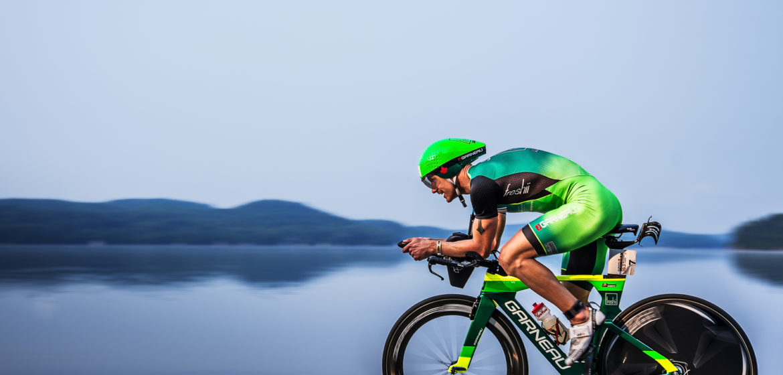 Lionel Sanders vence o Ironman 70.3 Mont-Tremblant