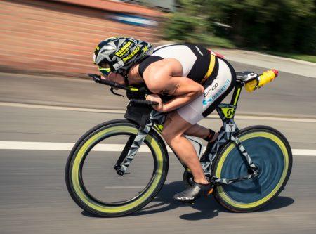 Sebastien Kienle, campeão do Ironman 70.3 Chattanooga
