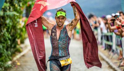 Diogo Malagon tem presença confirmada no Night Short XTERRA Triathlon, em Mangaratiba (RJ). Foto: Divulgação  XTERRA
