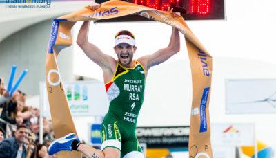 Mundial de Duathlon  Sul-africano vence depois de acidente