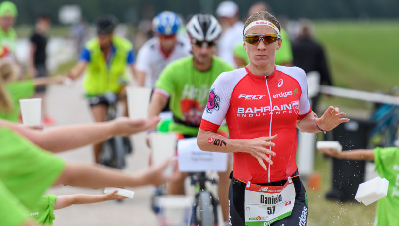 Daniela Ryf no Challenge Roth 2016. Foto: Michael Rauschendorfer