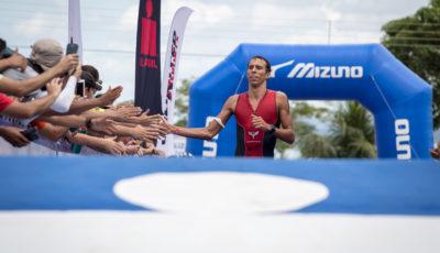 Paulo Maciel, nosso representante profissional no Mundial de Ironman 70.3. Foto: Ricardo Andrade
