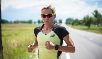 Mirinda Carfrae, tricampeã mundial de Ironman, assina com a Polar