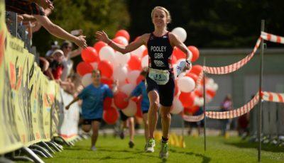 Emma Pooley, tricampeã mundial de duathlon. Foto: ITU Mídia