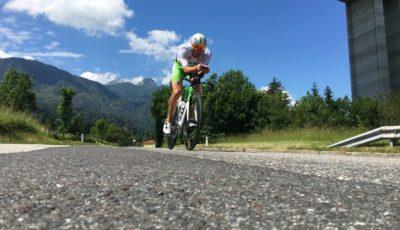 Marino Vanhoenacker, campeão do Ironman Chattanooga aos 40 anos