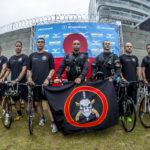 Missão dada, missão cumprida! Equipe do BOPE no Ironman 70.3 Rio