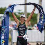Fernando Toldi e Luisa Cravo vencem a primeira etapa de Aquathlon do Circuito UFF Rio Triathlon